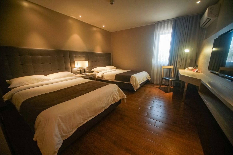 Double Deluxe Room